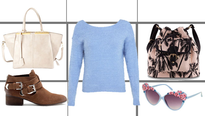 Instaswitch Made Easy: 1 Cool Item For 4 Different Looks