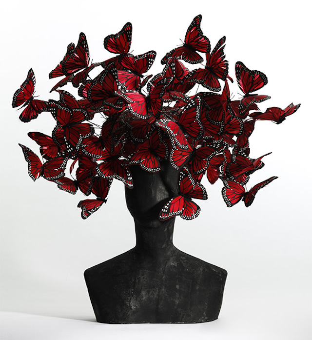 edc142c518a Treacy s  Butterfly  brings that sense of fantasy into the real world and  makes it couture – that s true art and fashion.