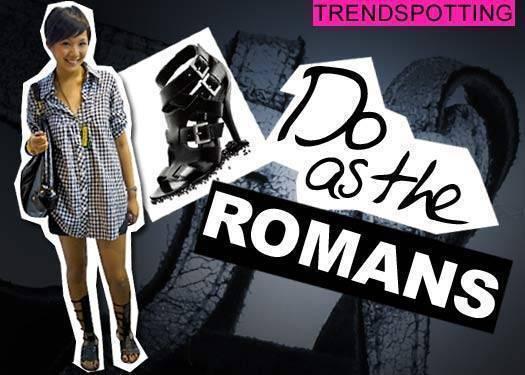 Do As The Romans