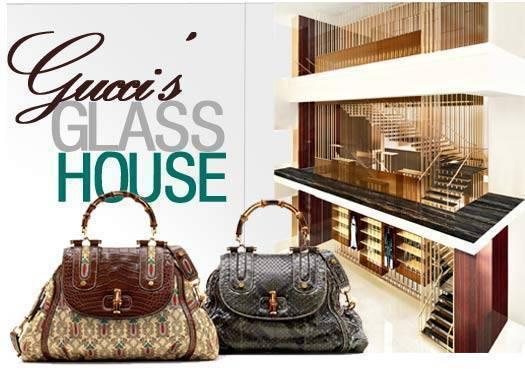Gucci's Glasshouse