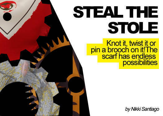 Steal The Stole