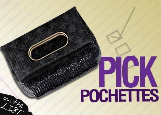 Pick Pochettes