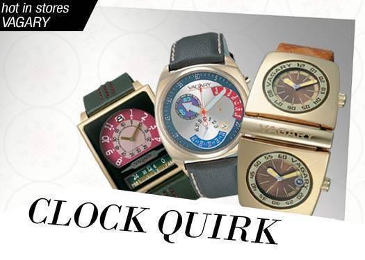 Clock Quirk
