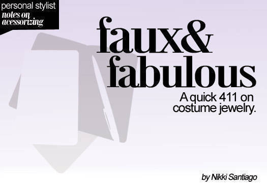 Faux & Fabulous
