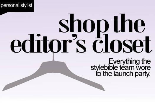Shop The Editors' Closet