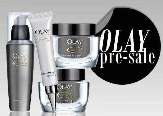 Olay Pre-sale