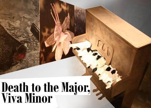 Death To The Major, Viva Minor