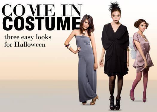 Come In Costume