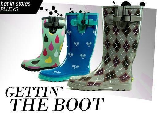 Gettin' The Boot
