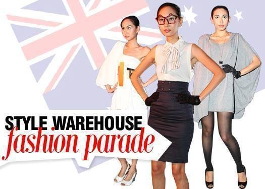 Style Warehouse Fashion Parade