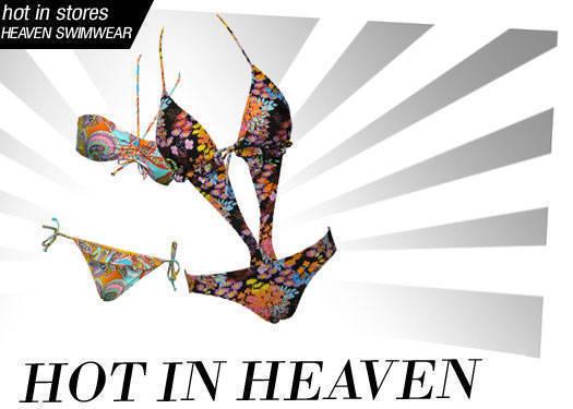 Hot In Heaven