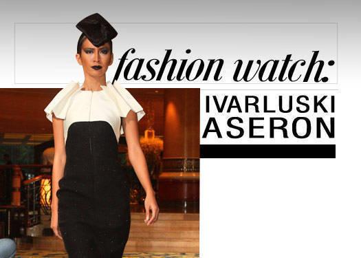 Fashion Watch: Ivarluski Aseron