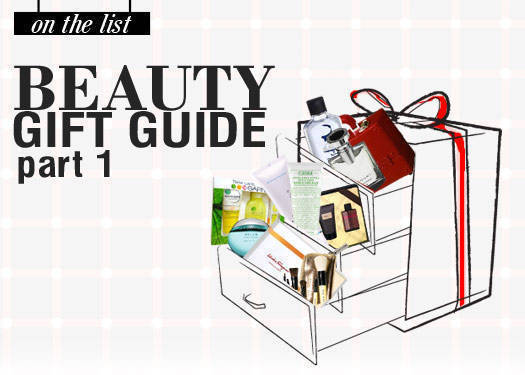Beauty Gift Guide: Part 1