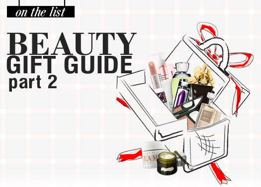 Beauty Gift Guide: Part 2