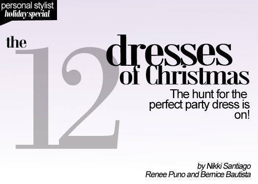 The 12 Dresses Of Christmas