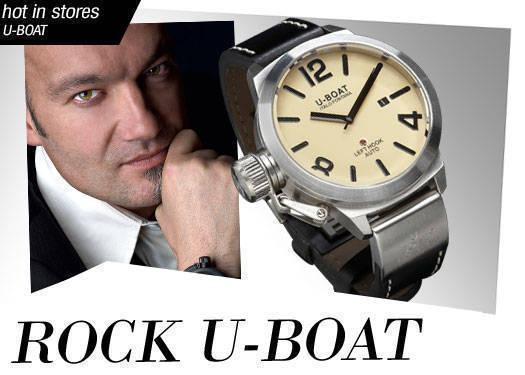 Rock U-boat