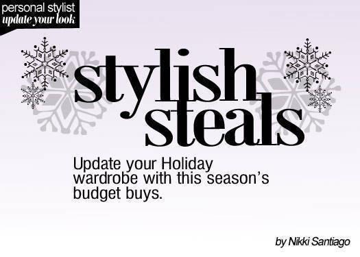 Stylish Steals