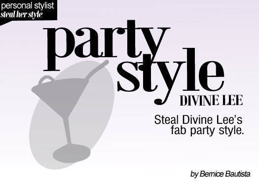 Party Style: Divine Lee