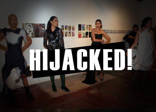 Hijacked!