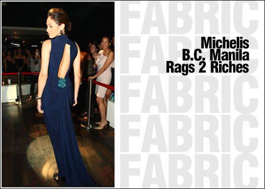 Fabric: Michelis, Bc Manila, Riir