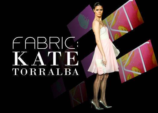 Fabric: Kate Torralba