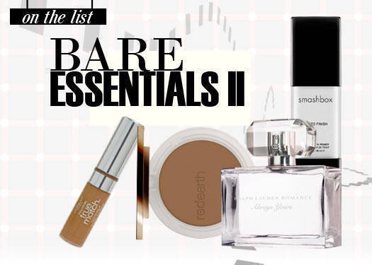 The Bare Essentials: Part Ii