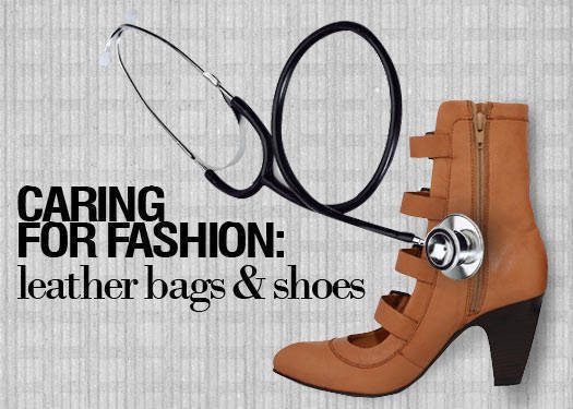Caring For Fashion: Leather Bags And Shoes