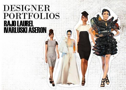 Designer Portfolios: Rajo Laurel And Ivarluski Aseron