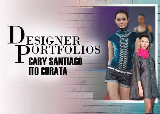Designer Portfolios: Ito Curata Cary Santiago