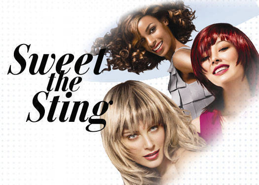 Sweet The Sting