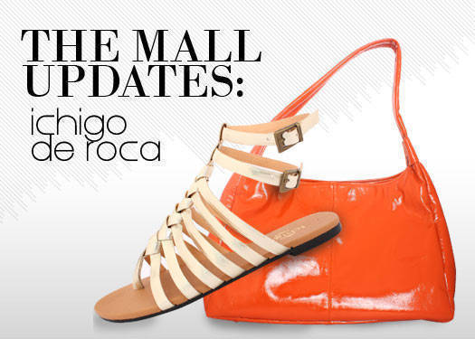 The Mall Updates: De Roca Bags And Ichigo Shoes
