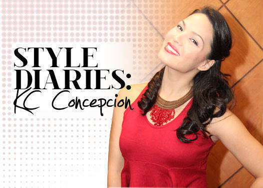 Style Diaries: Kc Concepcion