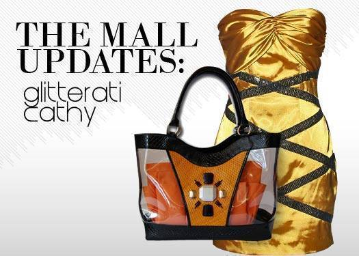 The Mall Updates: Cathy's Bags And Glitterati