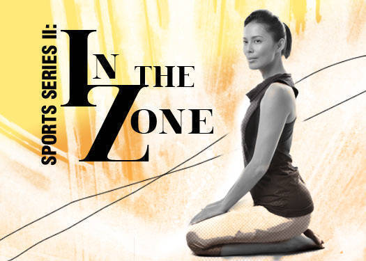 Sports Series Ii: In The Zone