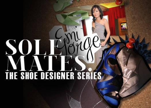 Sole Mates: The Shoe Designer Series