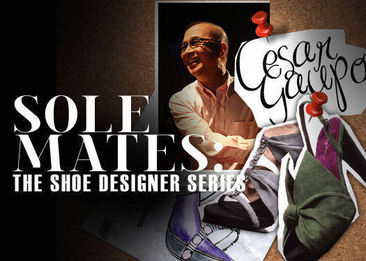 Sole Mates: The Shoe Designer Series 2