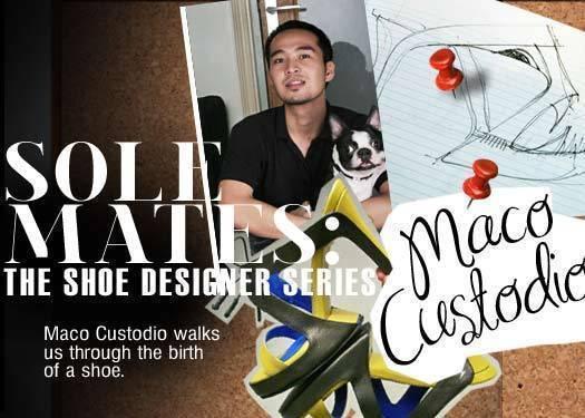 Sole Mates: The Shoe Designer Series 3