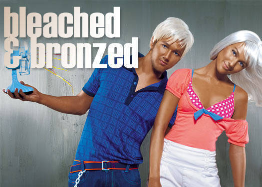 Bleached And Bronzed