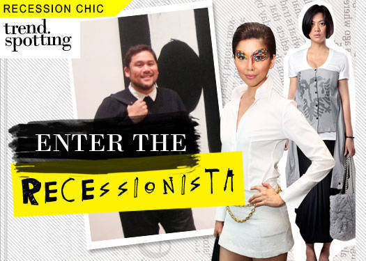 Enter The Recessionista