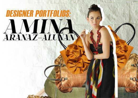 Designer Portfolios: Amina AranÁz-alunan