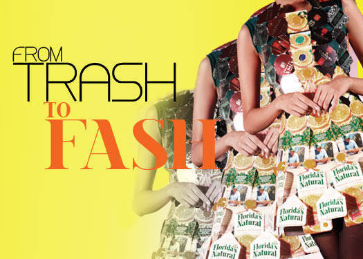 From Trash To Fash