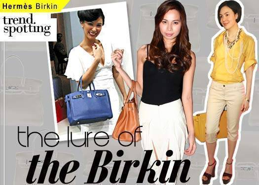 The Lure Of The Birkin