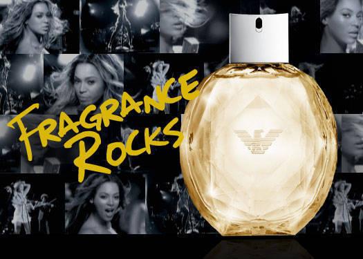 Fragrance Rocks