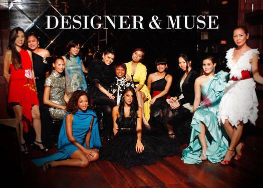 Designer & Muse:puey QuiÑones
