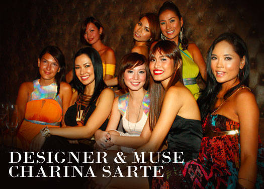 Designer & Muse: Charina Sarte
