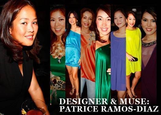 Designer & Muse: Patrice Ramos-diaz