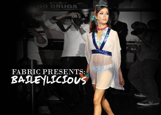 Fabric: Baileylicious