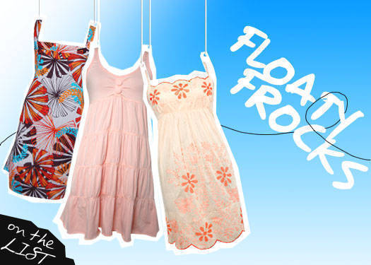 Floaty Frocks