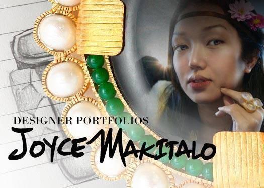 Designer Portfolios: Joyce Makitalo