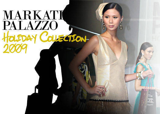 Markati Palazzo Holiday Collection